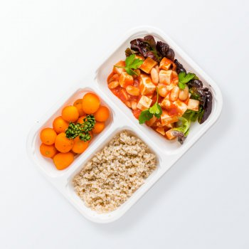Menu Lightbox Vege Zbilansowana Dieta Wegetarianska