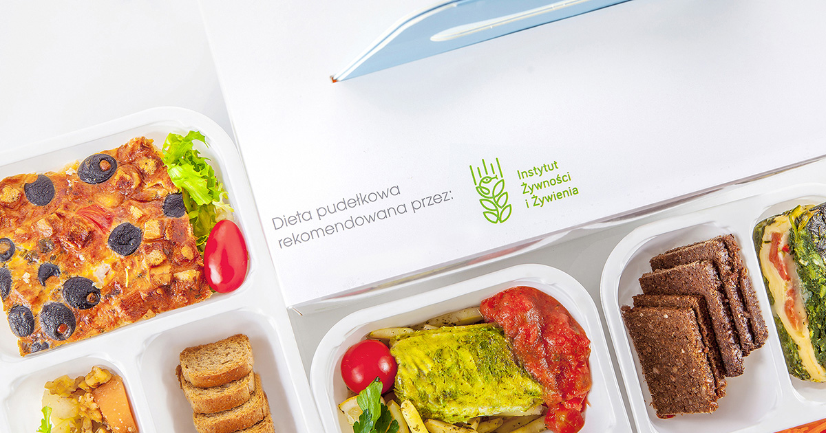 Catering Dietetyczny Lightbox Dieta Pudelkowa Z Rekomendacja Izz